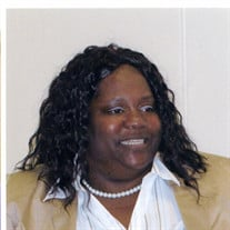 First Lady LaTrice  Denise Morning-Walker