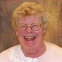 """Mary """"Peg"""" Margaret  Tulloch"""