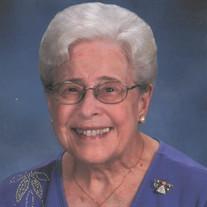 """Mrs. Ada Mae """"Sally"""" Zeiler (nee Luckhardt)"""