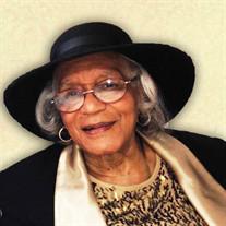 Mrs. Agnes Vivian Lewis