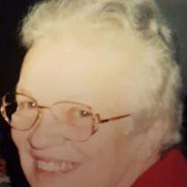 Jeanette Eleanor Watson