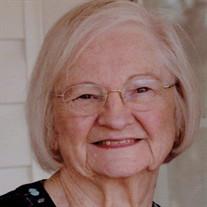 Mrs. Joyce Crump Tanner