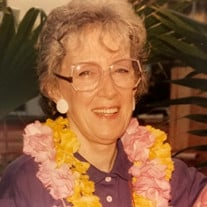 Mary Louise Melvin