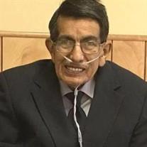 """Jose """"Henry"""" Enrique Martinez"""