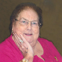 Mrs. Cleva Jean Paschall