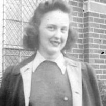 Martha Jane 'Tommie' Baisden