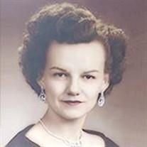 Betty M (Lidbom) Nelson