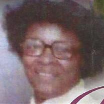 Bertha Mae Peebles Langford