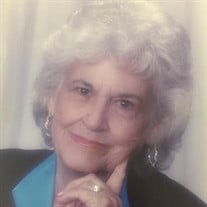 Mrs. Mary Etta Comer