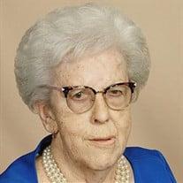 Glean Edith Ward