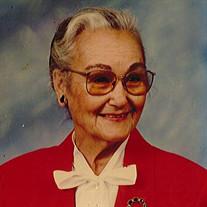 Mae McFee King