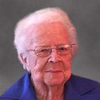 Betty Jane Strohecker