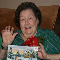 Mrs. Shirley Stiles Barham
