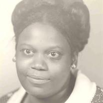 Mary Thomasina Hardison