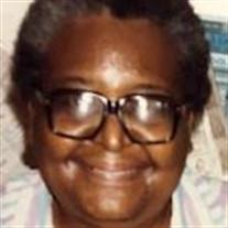 Rosa Mae Burroughs