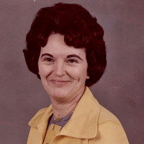 Mrs. Martha Crocker McCall