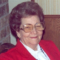 Mrs. Ann Burns Duran Ward