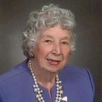 Mary Kimbrell Garren