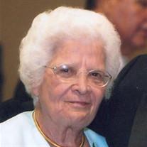 Ruth Sherbert Foster