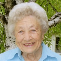Mrs. Marie Laura Morrison
