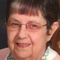 "Margaret   Sue ""Peggy""  Porter"