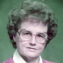 """Mildred """"Jean"""" Horner"""