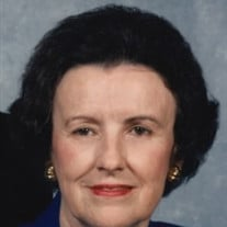 Mrs. Ann Weaver Paschal