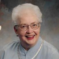 Margaret Sue Boswell