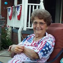 Barbara Jean Kelly Hall
