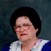 Eunice F. Blackwell