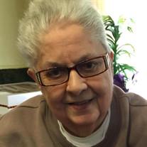 Sylvia Irene Hilliard