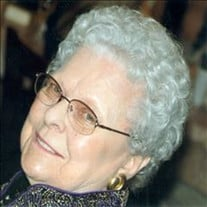 "Patricia ""Patsy"" Nell Pegues Trost"