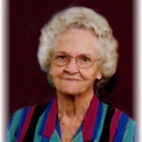 Lettie Mae Whitener