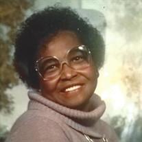 Mrs. Edna Logan Washington