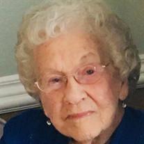 Mrs. Rita Mae Woods