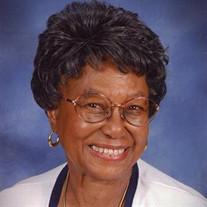 Ms. Clara Mae Allen