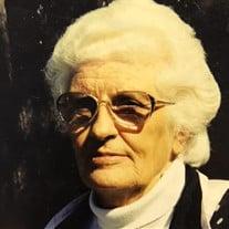 Doris Ola Dykes