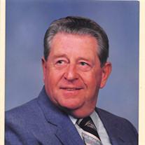 """Allen G. """"Pat"""" Rhine"""