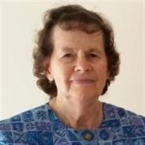 Mrs. Gladys Willene Anderson