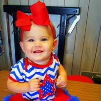 Baby Girl Brooklyn Alyse Andros