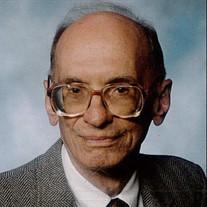 Dr. Robert B. Arnold