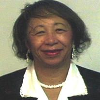 Rev. Carolyn Lee Williams Bell
