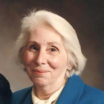 Jeanette (Jean) Barker