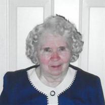 "Margaret ""Margie"" McGovern"