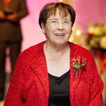 Nancy Faye Adams  Watson