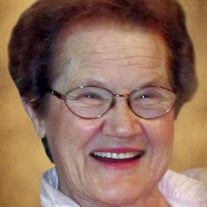 Mrs. Ruth M. Hyden