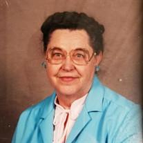 Donna Ruth Martin