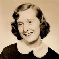 Frances Laine Cimburke