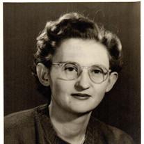 Imogene Lou Platt