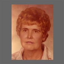 Mrs. Maureen Brown Shackelford